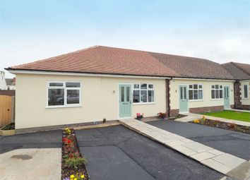 Thumbnail 1 bed terraced bungalow for sale in Plot 8, New Street, Huthwaite, Nottinghamshire