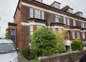 Thumbnail 1 bedroom flat for sale in Salisbury Road, Dover