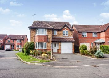 4 bed detached house for sale in Templebell Close, Littleover, Derby DE23