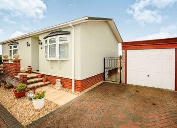 Thumbnail 2 bedroom mobile/park home for sale in Main Street, Normanton, Grantham