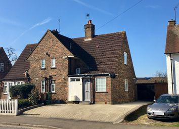 Thumbnail 2 bed semi-detached house for sale in West Street, Carshalton