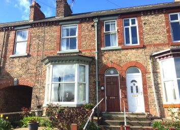 Thumbnail 4 bed terraced house for sale in Knaresborough Road, Ripon