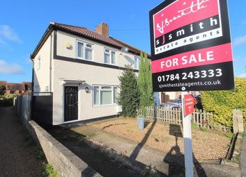 2 bed semi-detached house for sale in Alexandra Road, Ashford TW15
