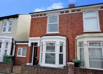 Thumbnail 3 bed end terrace house for sale in Meon Road, Southsea