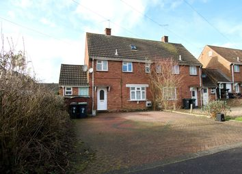 Thumbnail 3 bed semi-detached house for sale in East View, Takeley, Bishop's Stortford, Essex