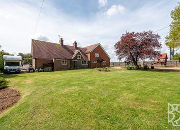 Thumbnail 5 bed property for sale in Pond Hall Road, Hadleigh, Suffolk