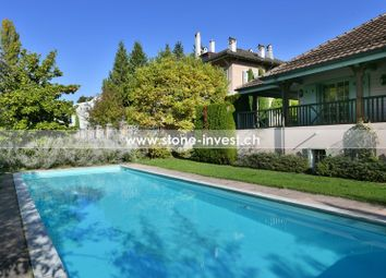 Thumbnail 5 bed villa for sale in Nyon, Switzerland