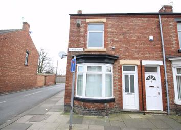 Thumbnail 2 bed end terrace house for sale in Lewes Road, Darlington