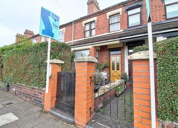 Thumbnail 3 bed terraced house for sale in Stamer Street, Stoke-On-Trent