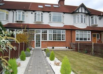 Thumbnail 5 bedroom terraced house to rent in Buckleigh Avenue, London