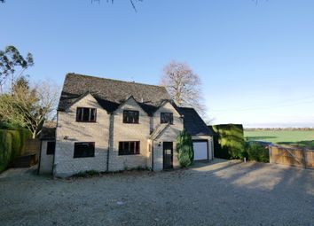 Thumbnail 5 bed detached house for sale in Ewen, Cirencester, Gloucestershire