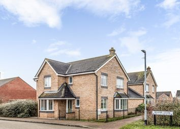 Thumbnail 4 bed detached house for sale in Belvoir Close, Corby, Northamptonshire