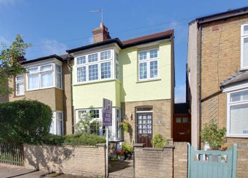 Thumbnail 3 bed semi-detached house for sale in Birkbeck Road, Enfield