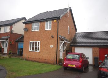 Thumbnail 3 bed detached house to rent in Old School Lane, Calow, Chesterfield