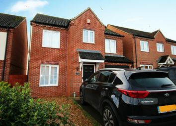 Thumbnail 4 bed detached house for sale in Auckland Close, Northampton, Northamptonshire