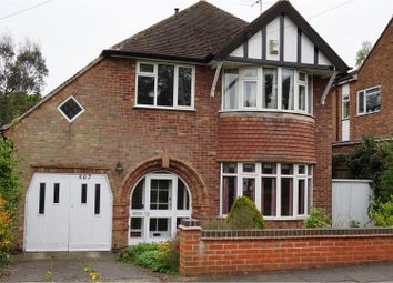 Thumbnail 3 bedroom detached house for sale in Uppingham Road, Evington