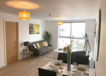 Thumbnail 1 bed flat to rent in Edward Street, Birmingham