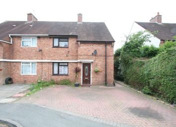 3 bed semi-detached house for sale in Stourbridge, Amblecote, Churchill Drive DY8