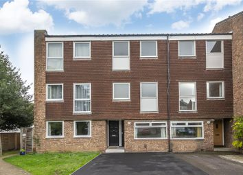 Thumbnail 4 bed terraced house for sale in Alston Close, Long Ditton, Surbiton, Surrey