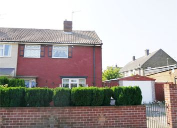 Thumbnail 3 bed semi-detached house for sale in Miller Lane, Thorne, Doncaster, South Yorkshire