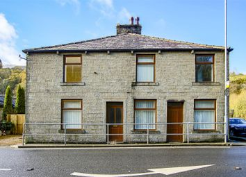 Thumbnail 2 bed end terrace house to rent in Burnley Road East, Rossendale