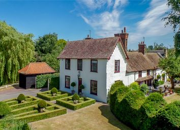 Thumbnail 5 bed detached house for sale in Chapel Street, Hinxworth, Hertfordshire