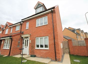 Thumbnail 4 bedroom terraced house for sale in Mulberry Wynd, Stockton-On-Tees