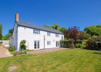 Thumbnail 7 bed detached house for sale in Sampford Peverell, Tiverton