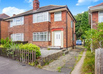 Thumbnail 3 bed semi-detached house for sale in Heatherley Drive, Nottingham