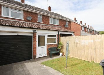 Thumbnail 3 bed terraced house for sale in Yeo Moor, Clevedon