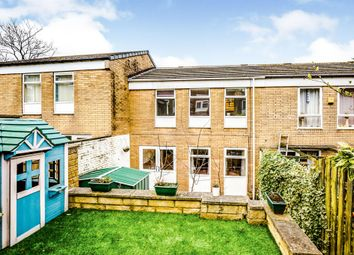 Thumbnail 3 bed terraced house for sale in St Johns Close, Rishworth, Sowerby Bridge