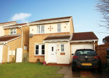 Thumbnail 3 bed detached house for sale in Bronte Drive, Catterick Garrison, Durham