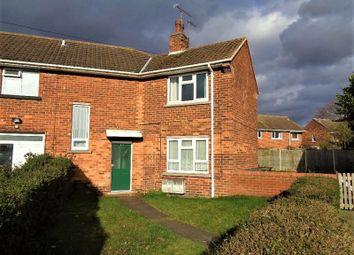 Thumbnail 1 bedroom flat for sale in Hatton Close, Lincoln
