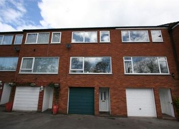 Thumbnail 2 bed town house to rent in Brookmoore Court, Chester