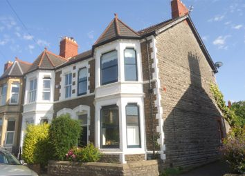 Thumbnail 3 bed end terrace house for sale in Grove Place, Penarth