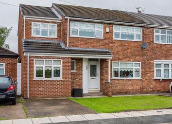Thumbnail 4 bed semi-detached house for sale in Ronaldsway, Fazakerley, Liverpool