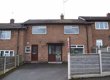 Thumbnail 3 bed terraced house to rent in Pembroke Road, Macclesfield, Cheshire