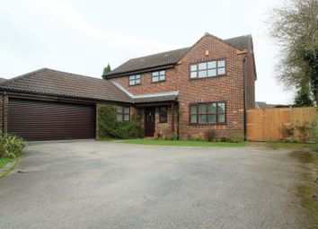 Thumbnail 5 bedroom detached house for sale in Home Mead, Denmead, Waterlooville