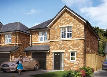 "Thumbnail 3 bed detached house for sale in ""The Newton"" at Elms Way, Yarm"