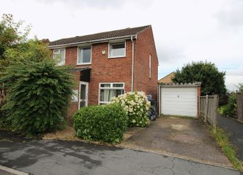 Thumbnail 3 bed end terrace house to rent in Dunster Gardens, Willsbridge, Bristol