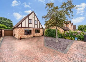 Thumbnail Detached house for sale in The Oaks, Quakers Yard, Treharris