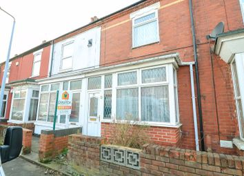 Thumbnail 3 bed terraced house for sale in Dale Street, Scunthorpe