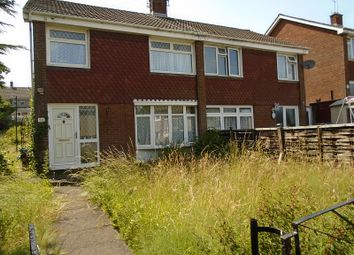 Thumbnail 3 bed semi-detached house for sale in Glyncollen Crescent, Ynysforgan, Swansea