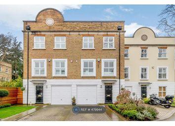 Thumbnail 4 bed flat to rent in The Laurels, Weybridge