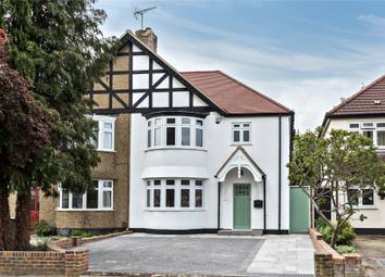 Thumbnail 3 bed semi-detached house for sale in Kingsway, West Wickham