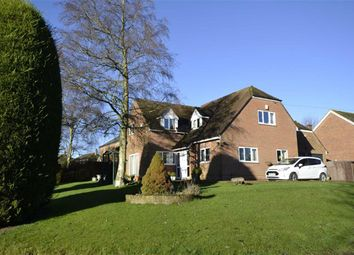 Thumbnail 4 bedroom detached house for sale in Peasemore, Berkshire