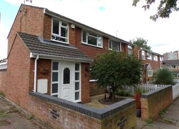 Thumbnail 3 bed semi-detached house for sale in Roxburgh Way, Bletchley, Milton Keynes