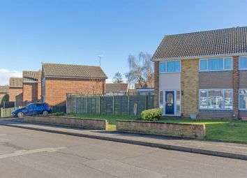 Thumbnail 3 bed semi-detached house for sale in The Fairway, Sittingbourne