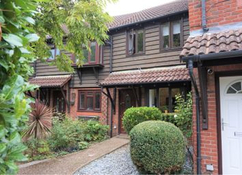 Thumbnail 3 bed terraced house for sale in Huntingdon Road, Woking