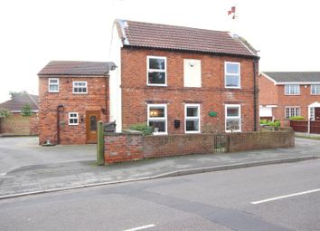Thumbnail 3 bed detached house for sale in Main Street, Hatfield Woodhouse, Doncaster